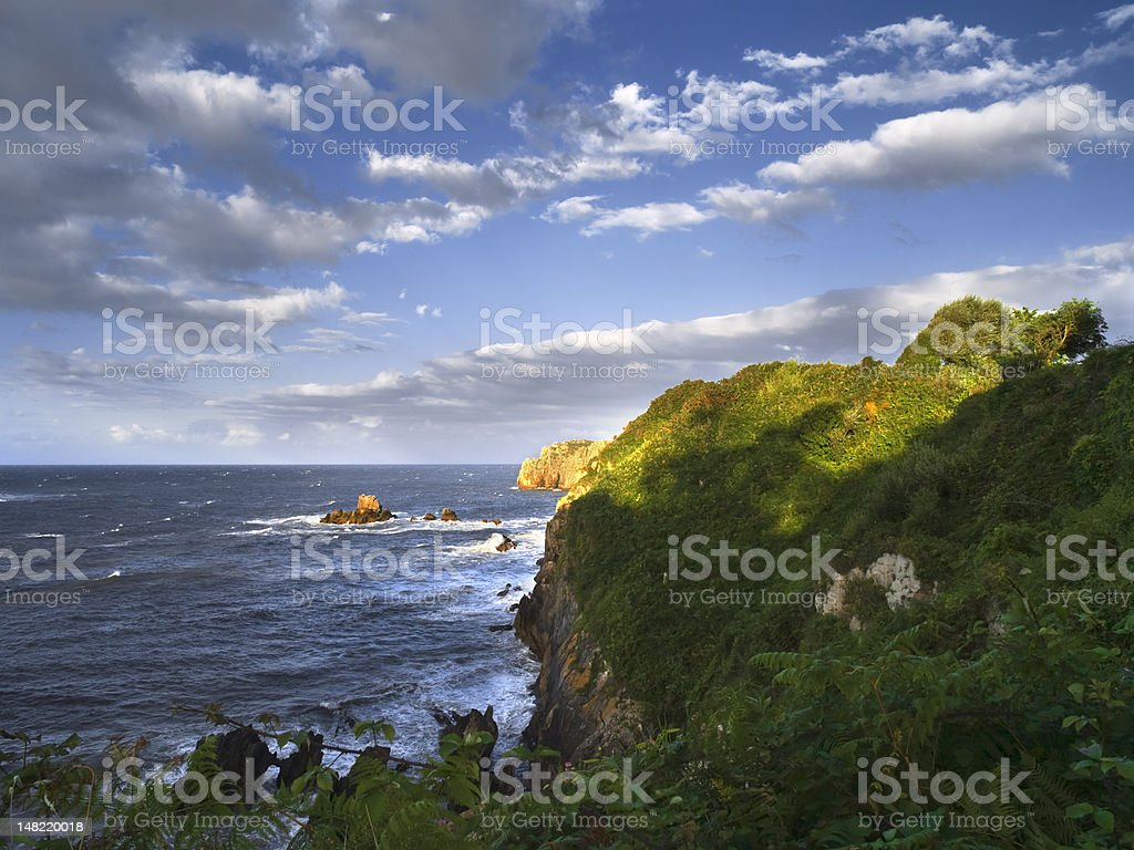 Bay stock photo