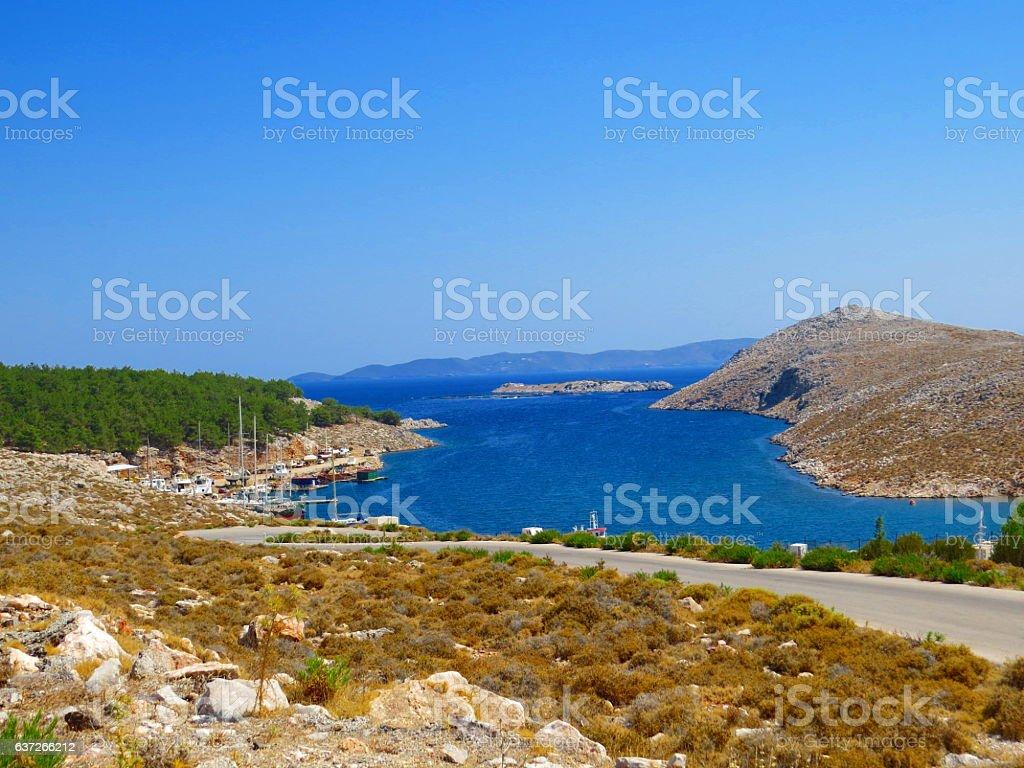 Bay stock photo