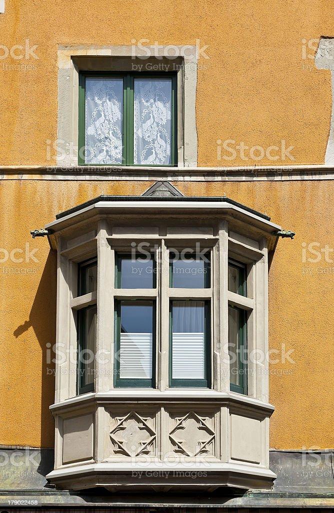 Bay Window royalty-free stock photo