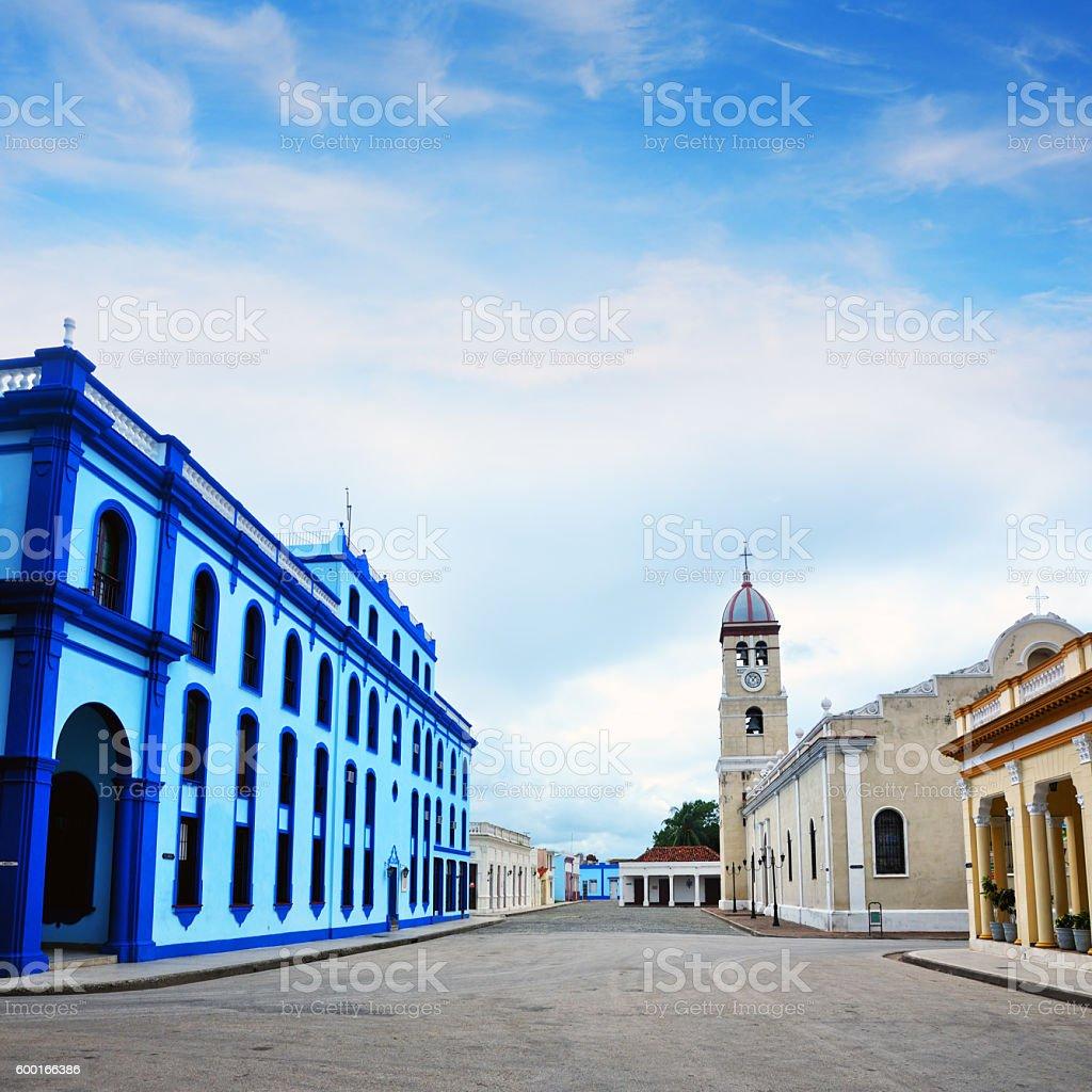 Bayamo, Cuba stock photo
