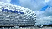 FC Bayern Munchen stadium