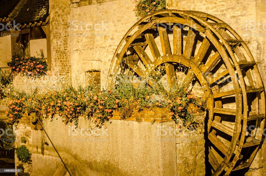 Bayeux, France stock photo