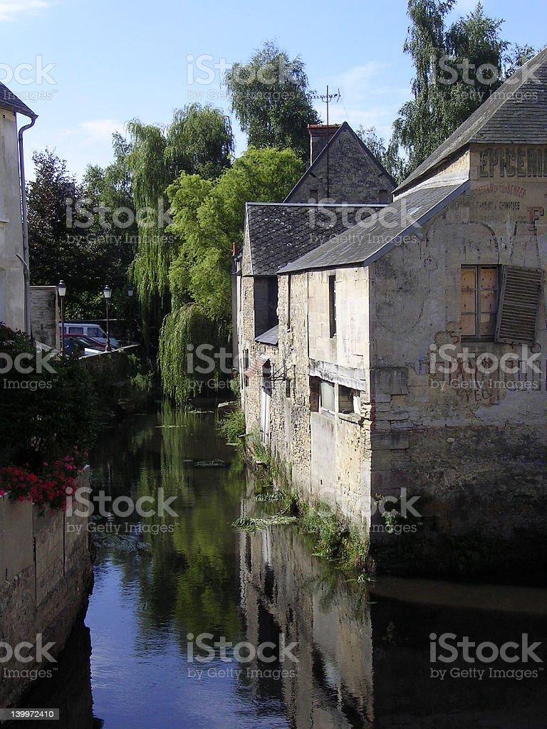 Bayeux stock photo