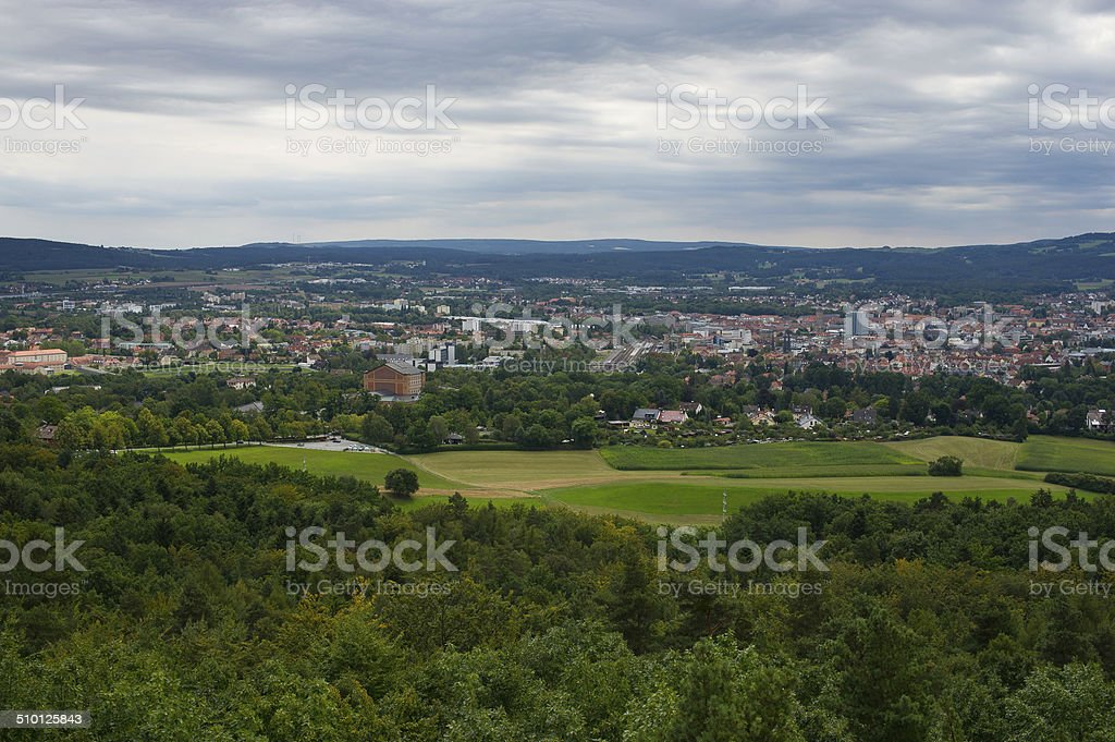 Bayreuth stock photo