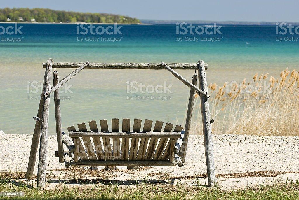 Baywatch stock photo