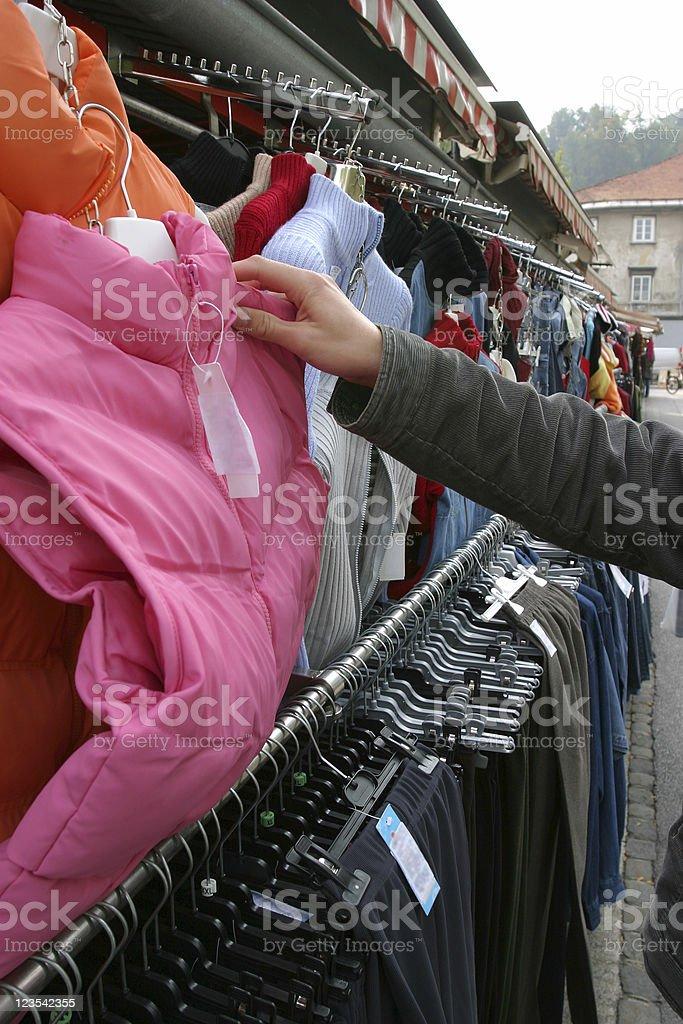 Bazaar royalty-free stock photo