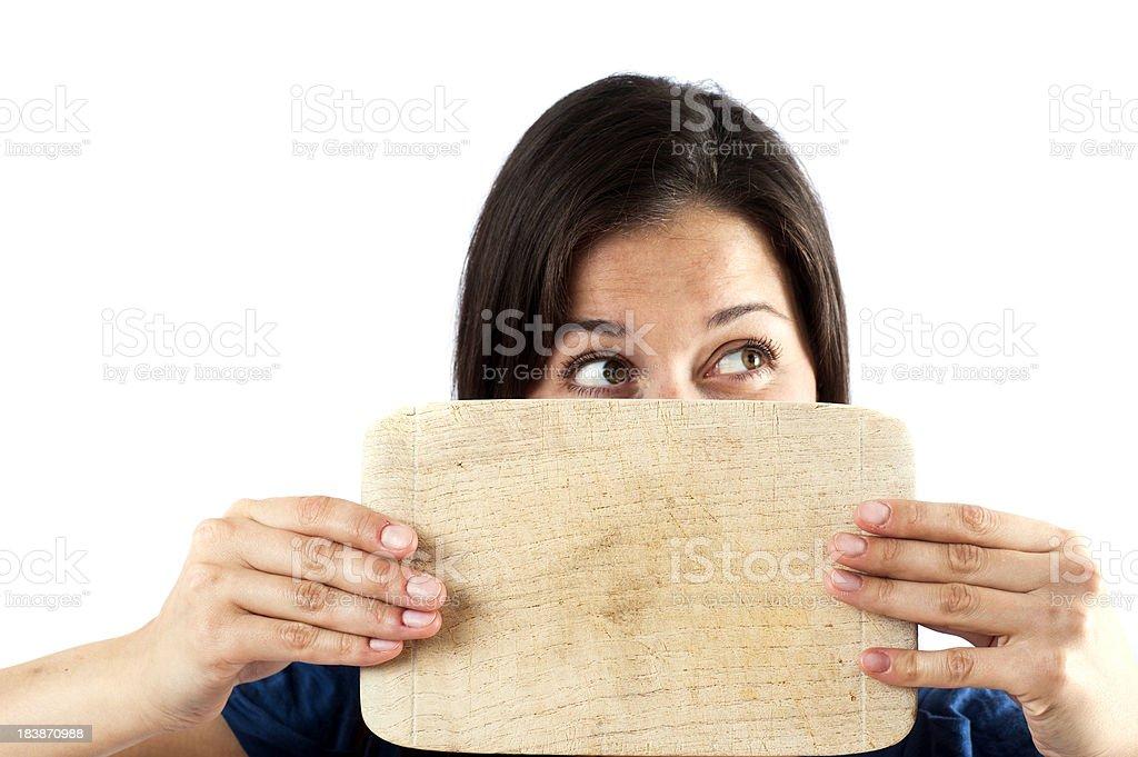 be a blockhead stock photo