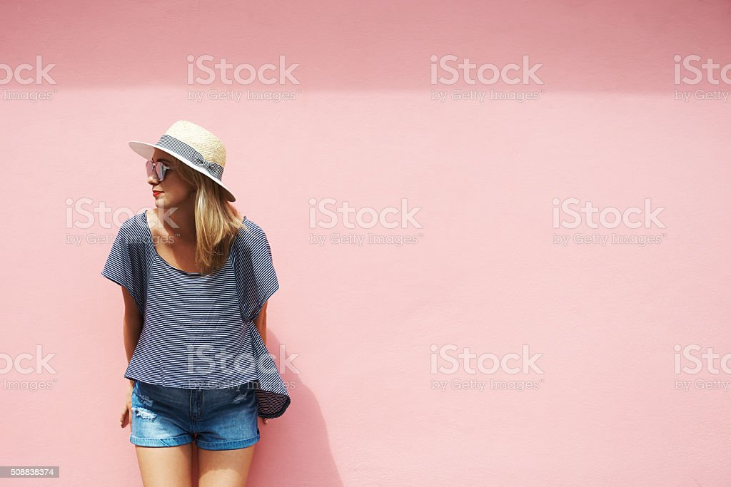 Be free like me stock photo