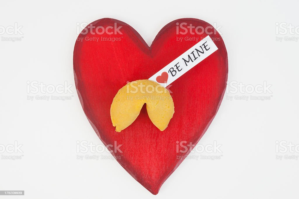 Be Mine royalty-free stock photo