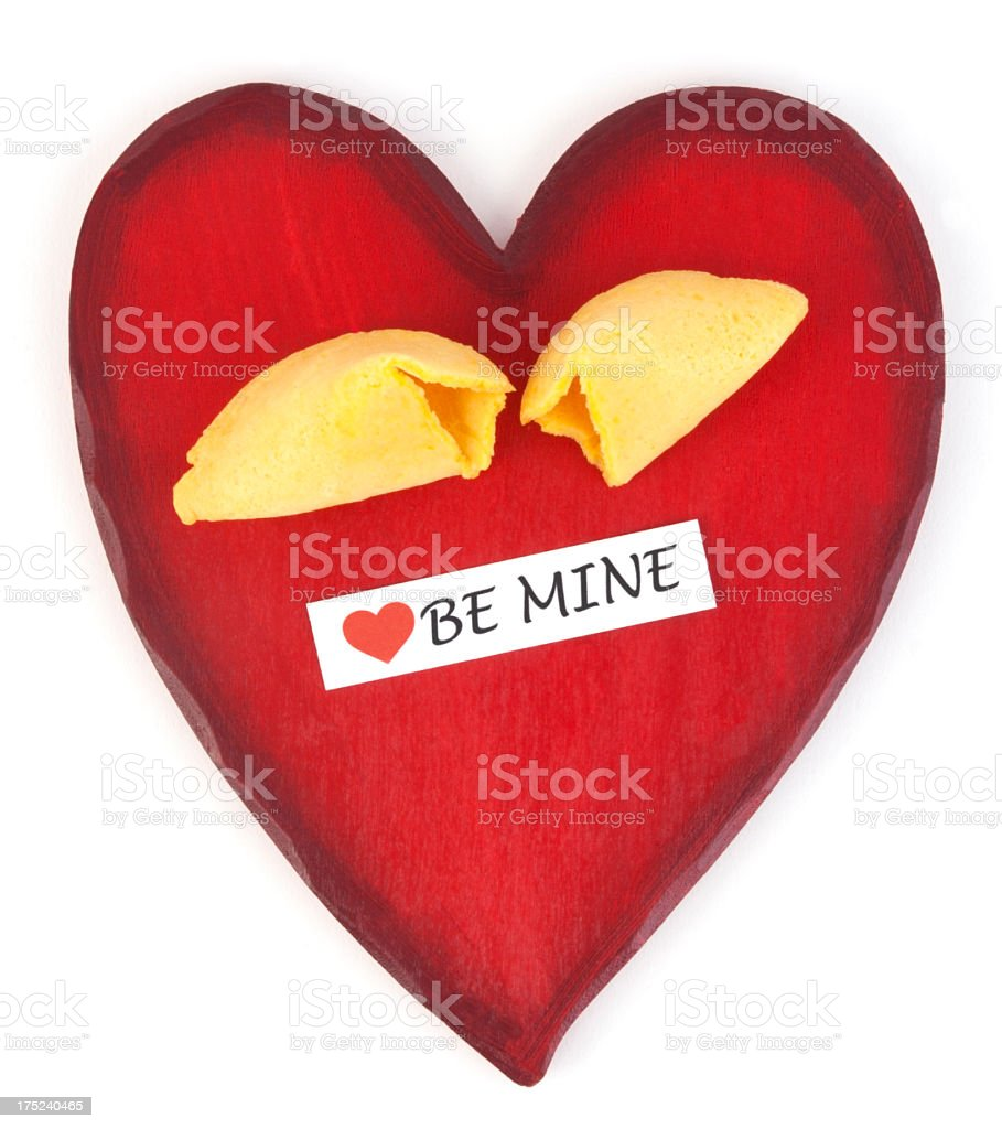 Be Mine royalty-free stock photo