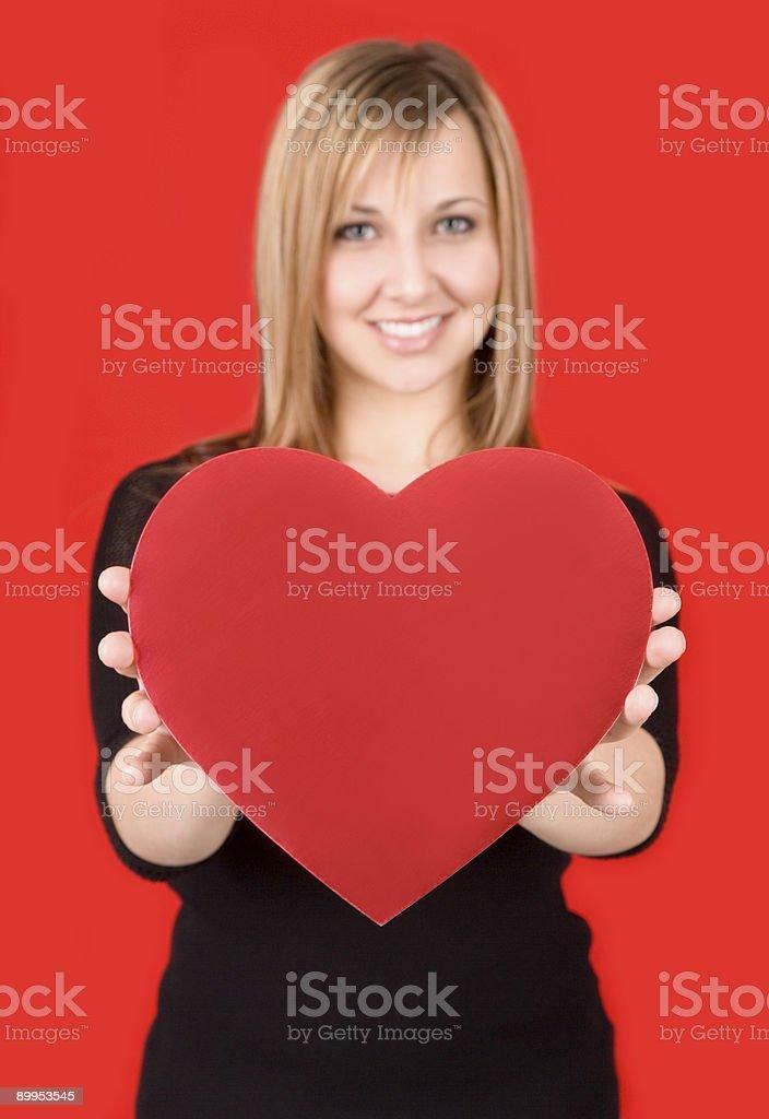 Be My Valentine! royalty-free stock photo