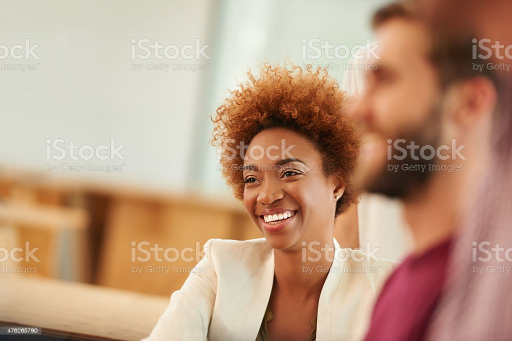 Be the best version of you stock photo