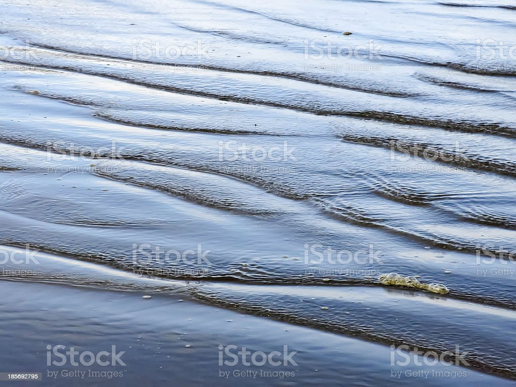 Beach abstract royalty-free stock photo