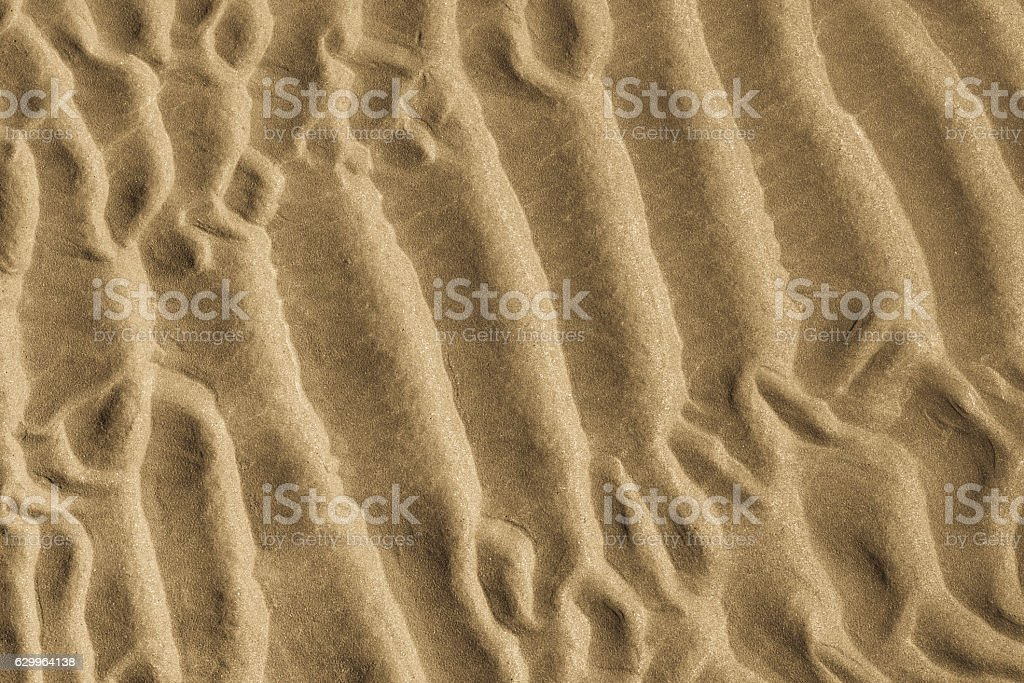 UK beach abstract stock photo