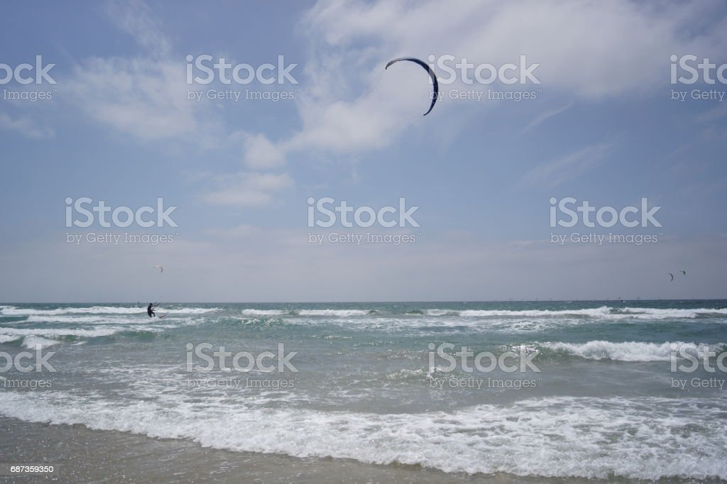 Beach Area stock photo