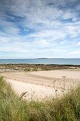 Beach at Bamburgh, Northumberland