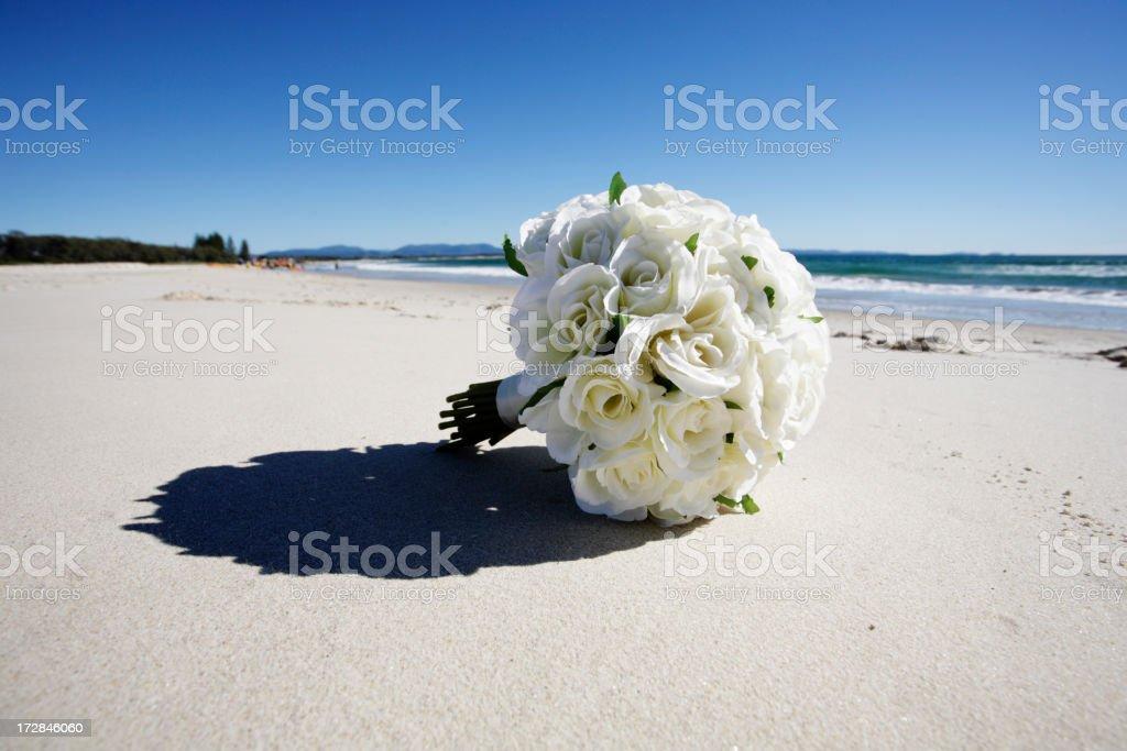 Beach Bouquet royalty-free stock photo