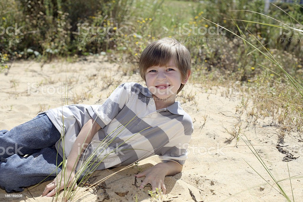 Beach Boy stock photo