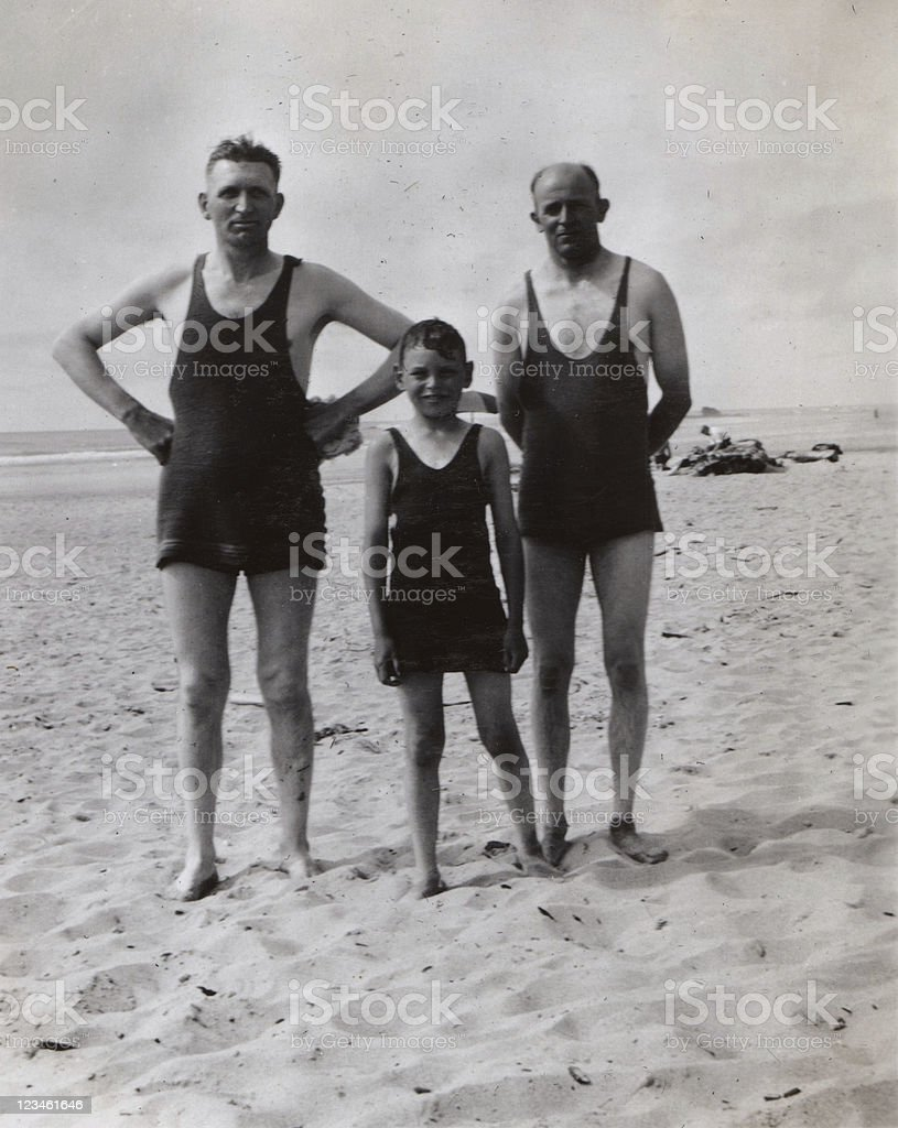 Beach Boys, 1934 stock photo