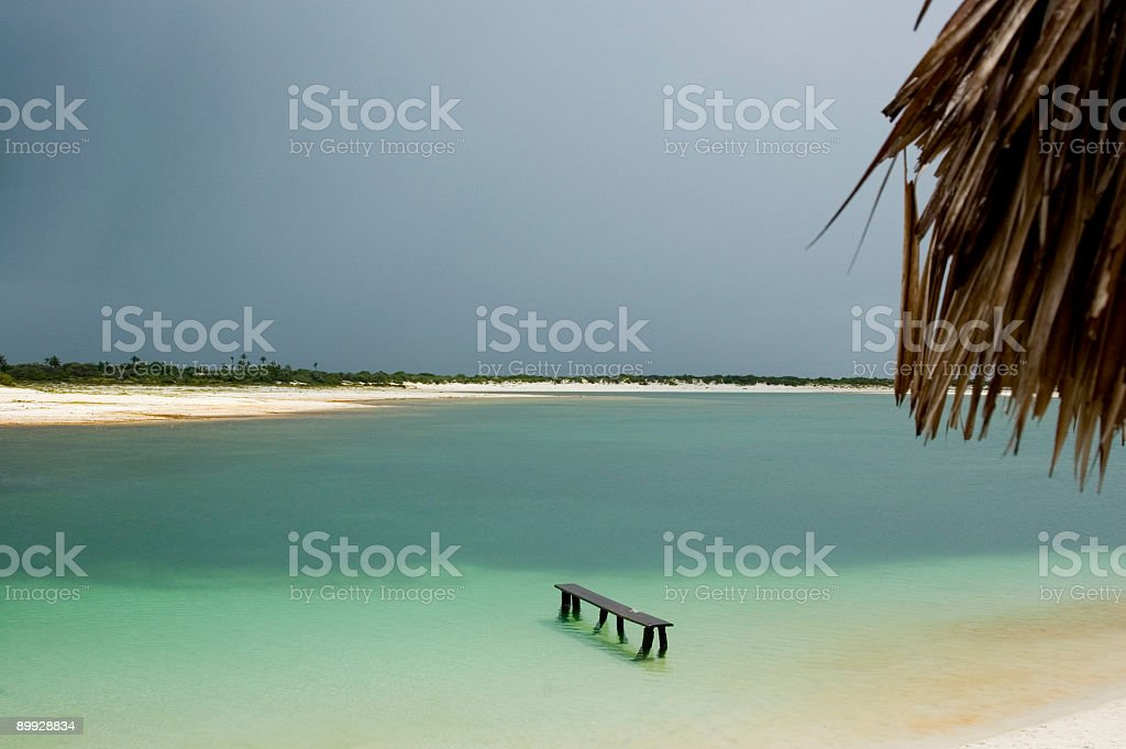 Beach Colors royalty-free stock photo
