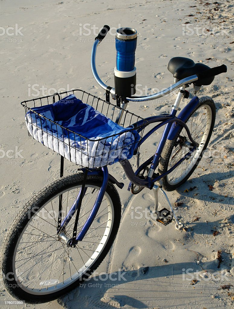 Beach Cruiser royalty-free stock photo