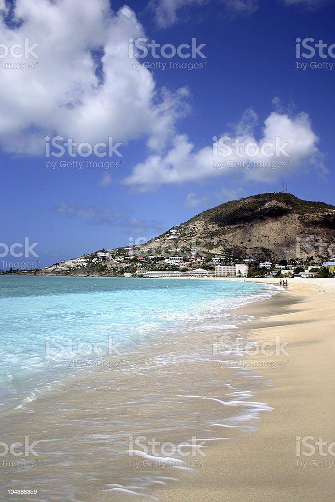 Beach Excursion royalty-free stock photo