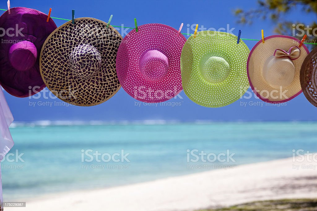 Beach Fashion royalty-free stock photo