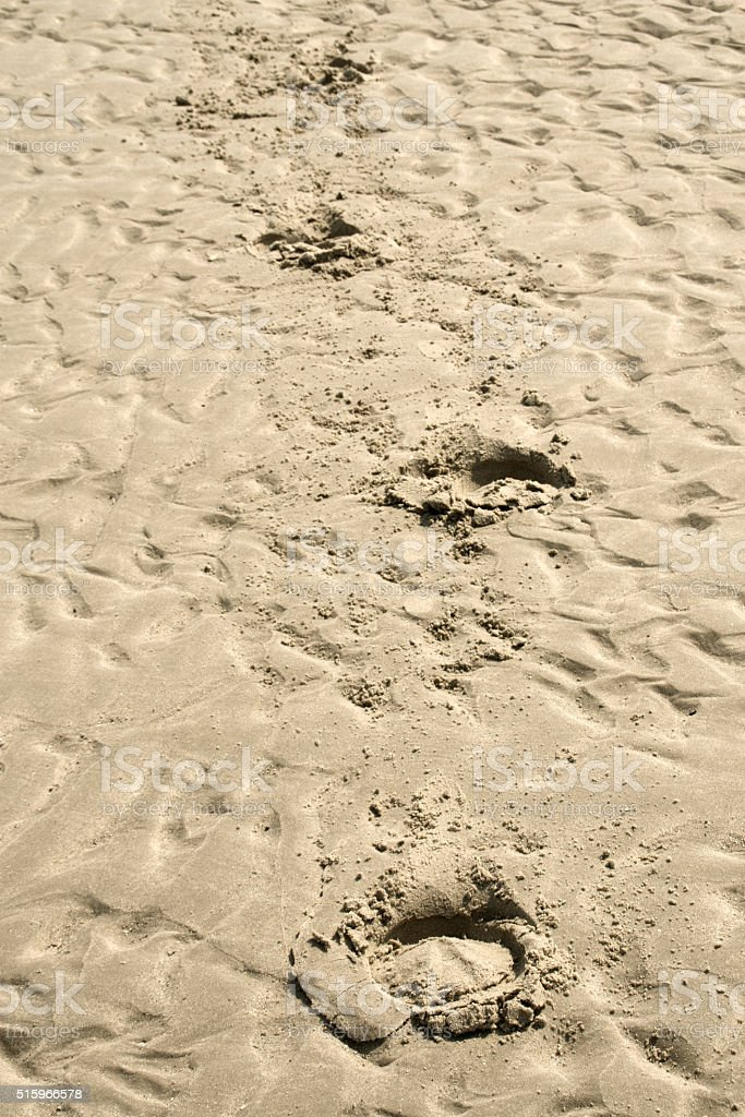 Beach impressions seaside stock photo