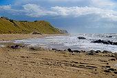 Beach in DK