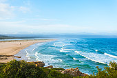 Beach in Plettenberg Bay, South Africa