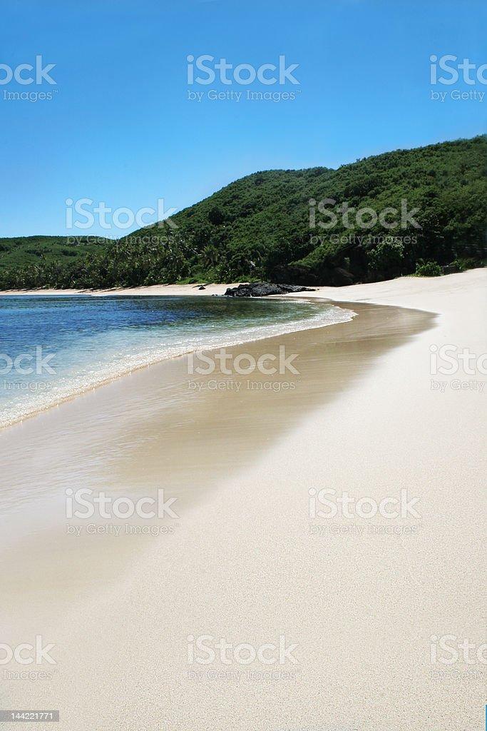 beach island dream royalty-free stock photo
