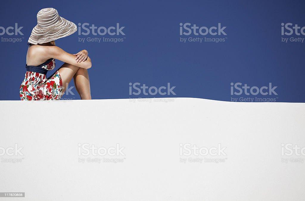 Beach life royalty-free stock photo