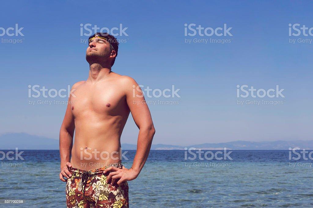 Beach Lifestyle stock photo