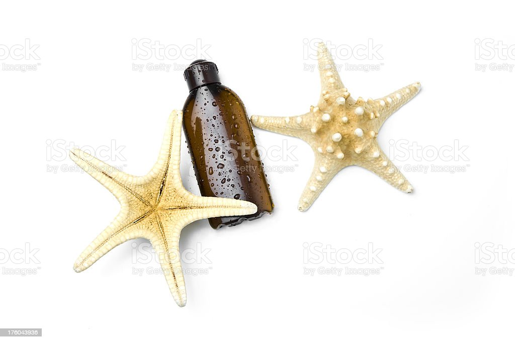 Beach Objects Series royalty-free stock photo