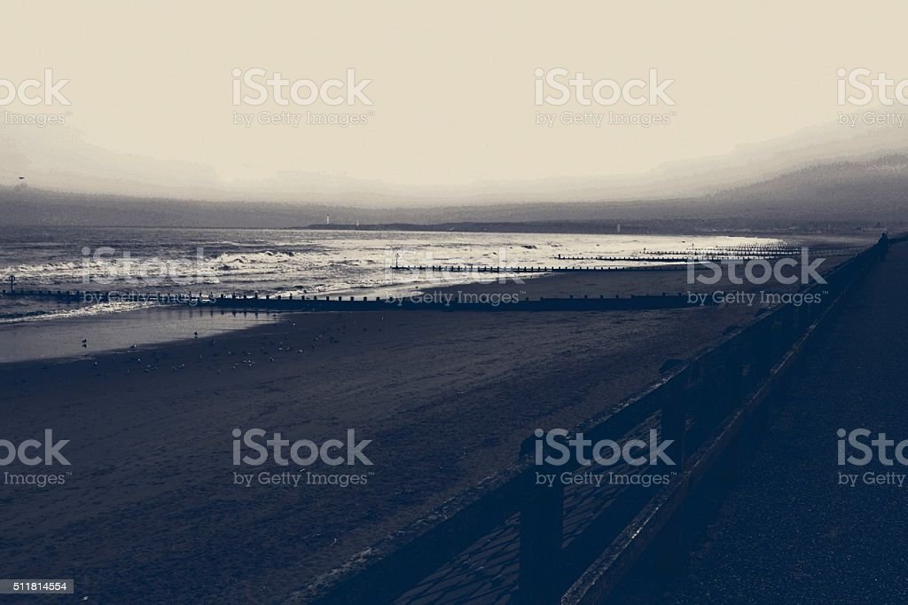 Beach of Angels royalty-free stock photo