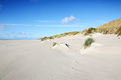 beach on Amrum, Germany