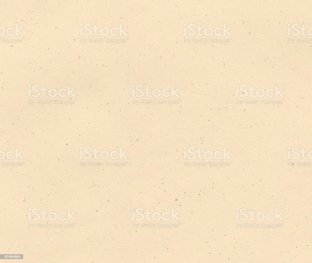 Beach Paper stock photo