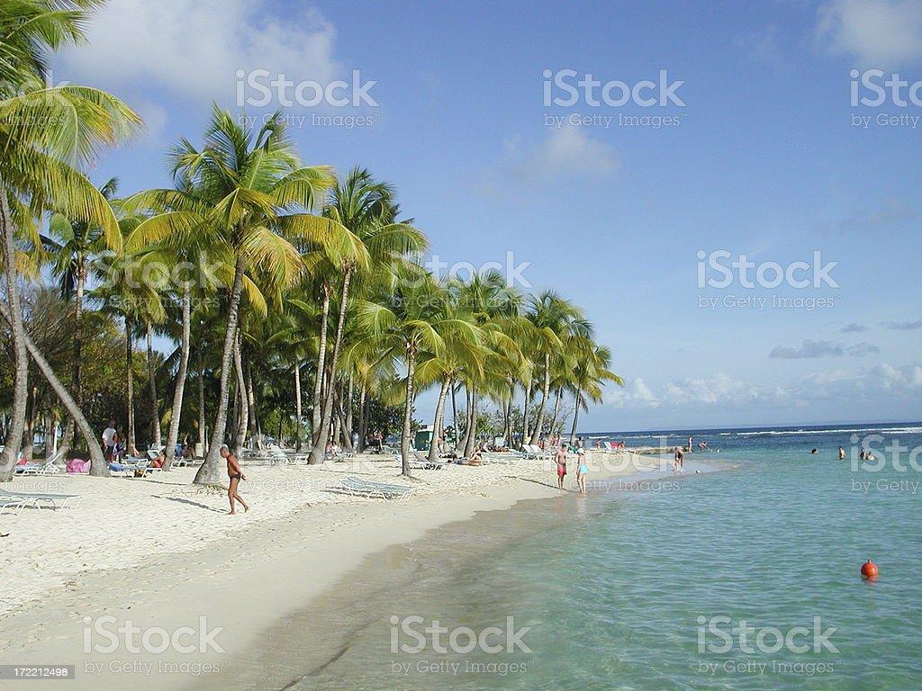 Beach (2) royalty-free stock photo