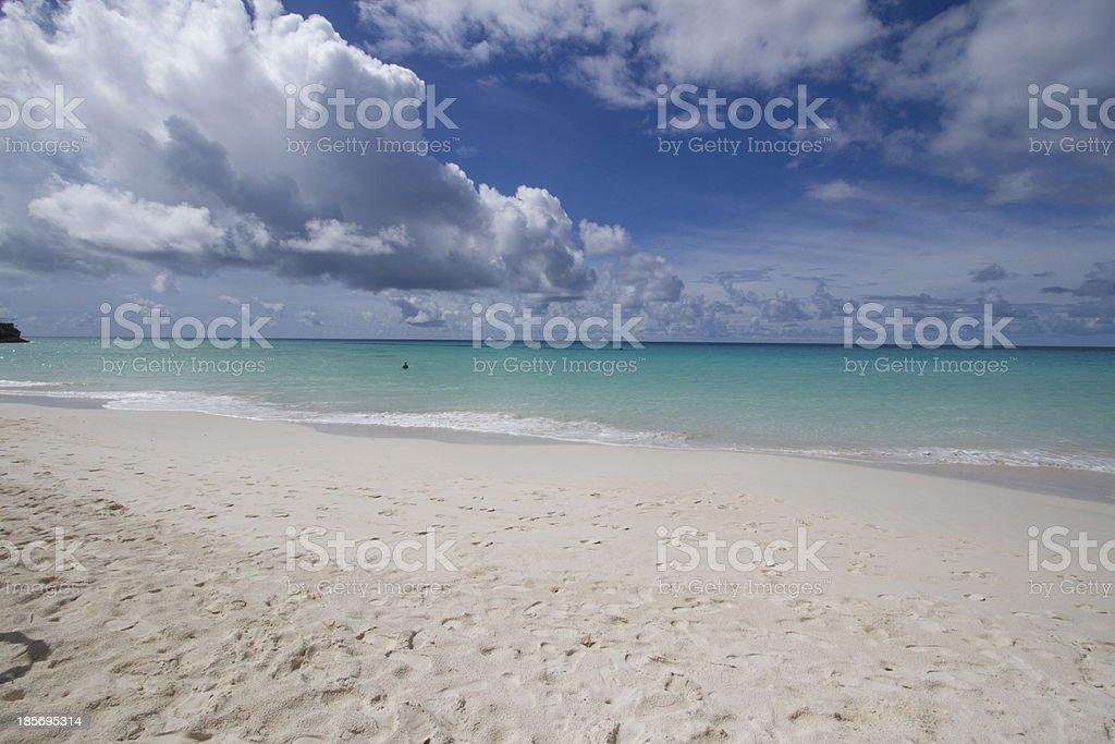 Plaża zbiór zdjęć royalty-free