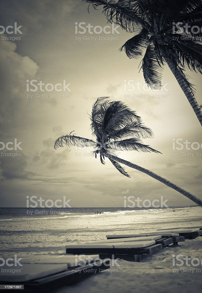 beach resort royalty-free stock photo
