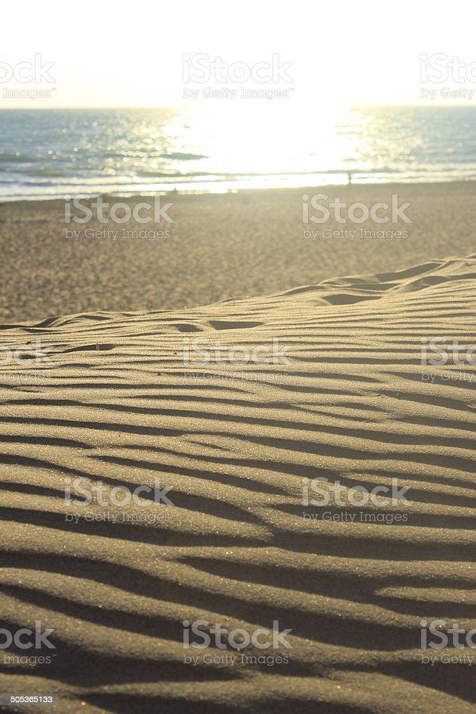 Пляж песок Стоковые фото Стоковая фотография
