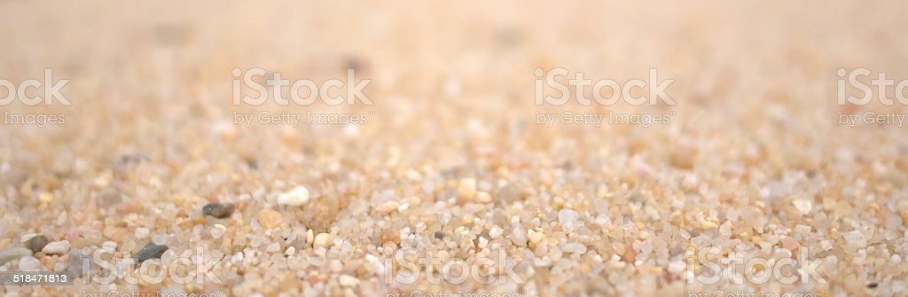 Beach sand royalty-free stock photo