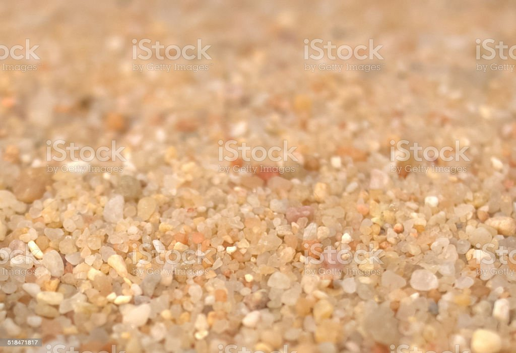 Beach sand royalty-free stock photo