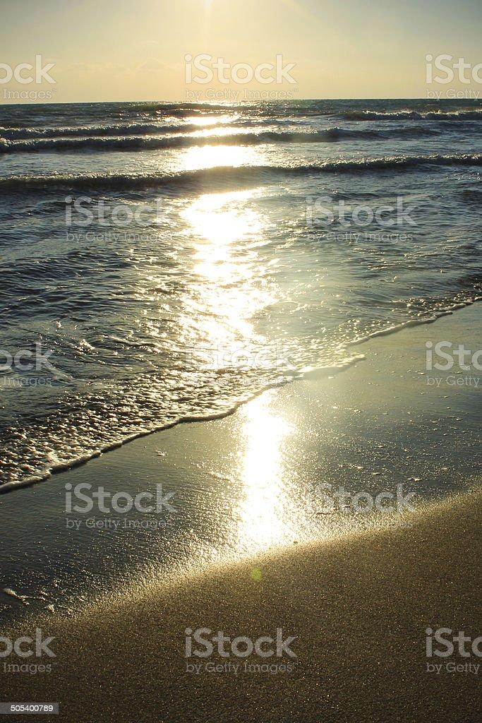 Пляж, море и солнце Стоковые фото Стоковая фотография