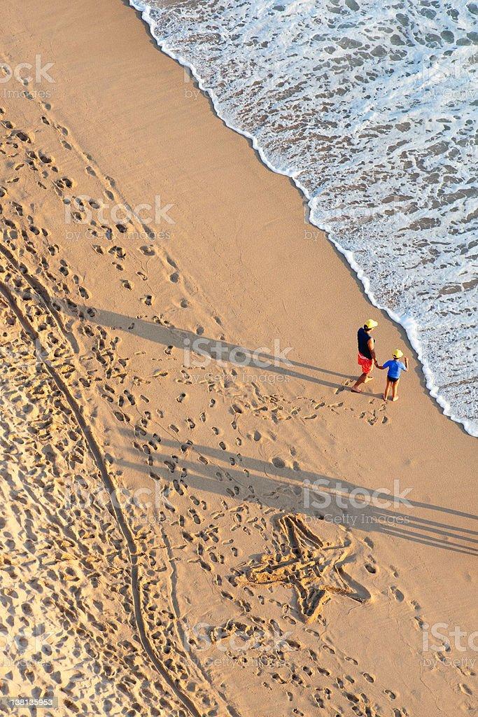 beach stars royalty-free stock photo