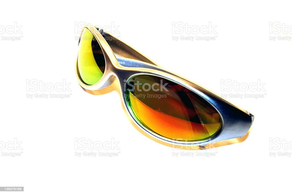 Beach Sunglasses royalty-free stock photo