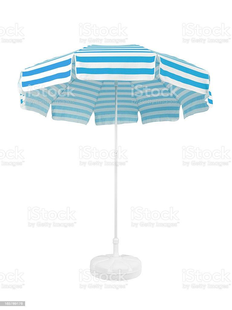 Beach Umbrella (Click for more) royalty-free stock photo