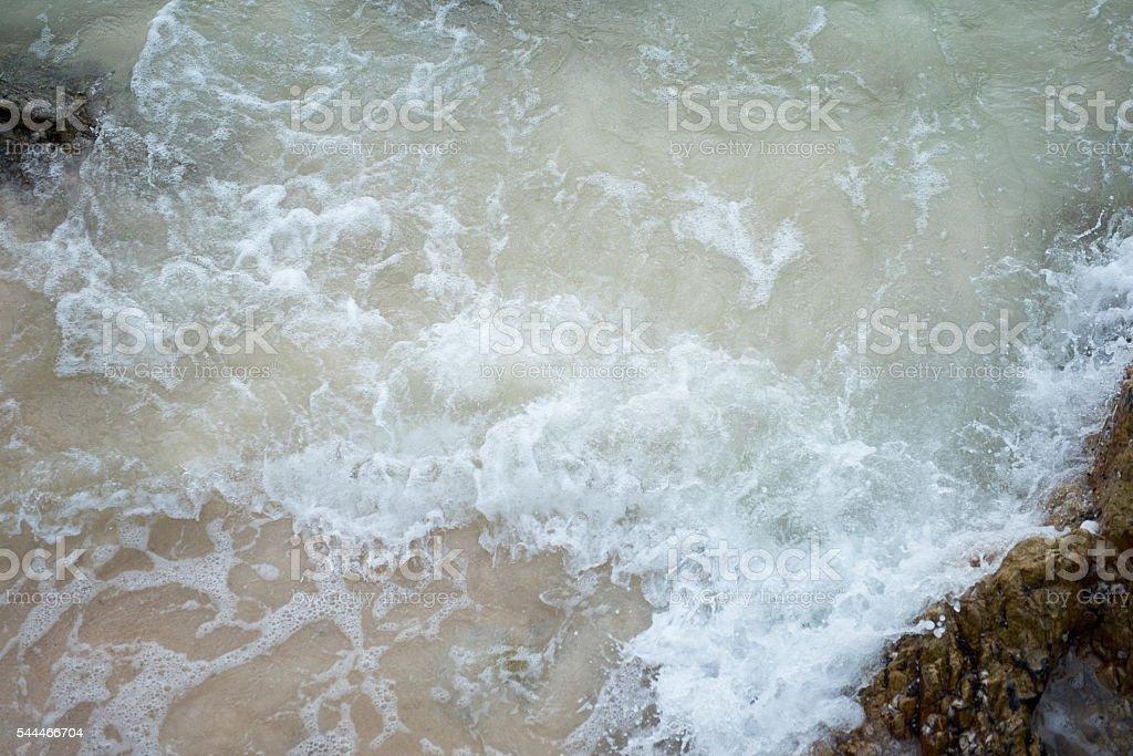 beach usage stock photo