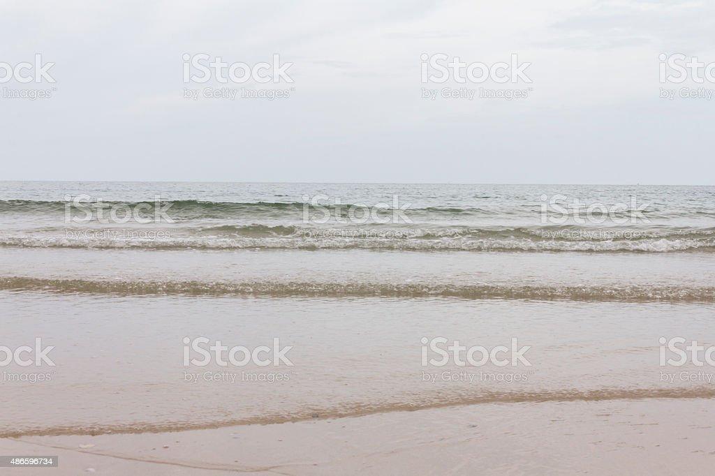 beach Wasser Wellen Lizenzfreies stock-foto