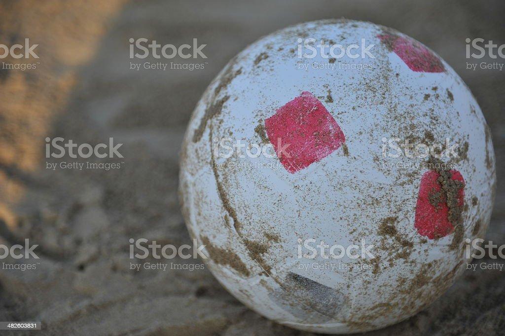 beachball royalty-free stock photo